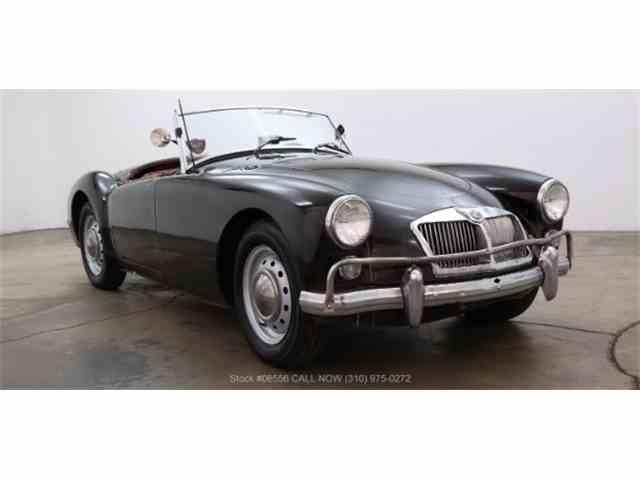 1960 MG MGA | 1005782
