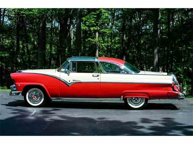 1955 Ford Crown Victoria   1005787