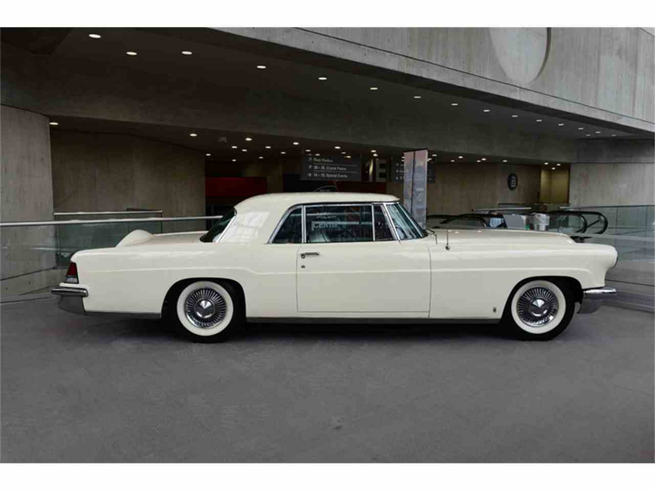 1957 lincoln continental mark iii for sale cc 1005802. Black Bedroom Furniture Sets. Home Design Ideas