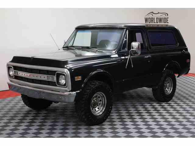 1970 Chevrolet Blazer | 1005811