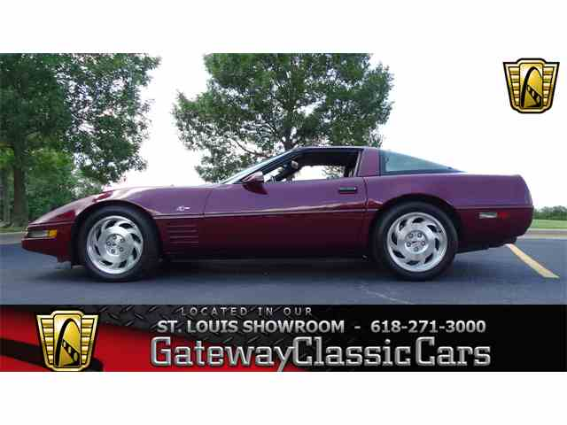1993 Chevrolet Corvette | 1005814