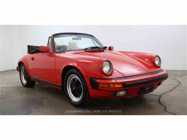 1986 Porsche Carrera | 1005822
