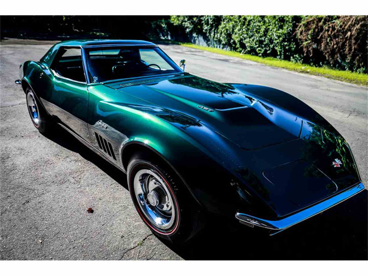 1968 chevrolet corvette for sale cc 1005826. Black Bedroom Furniture Sets. Home Design Ideas