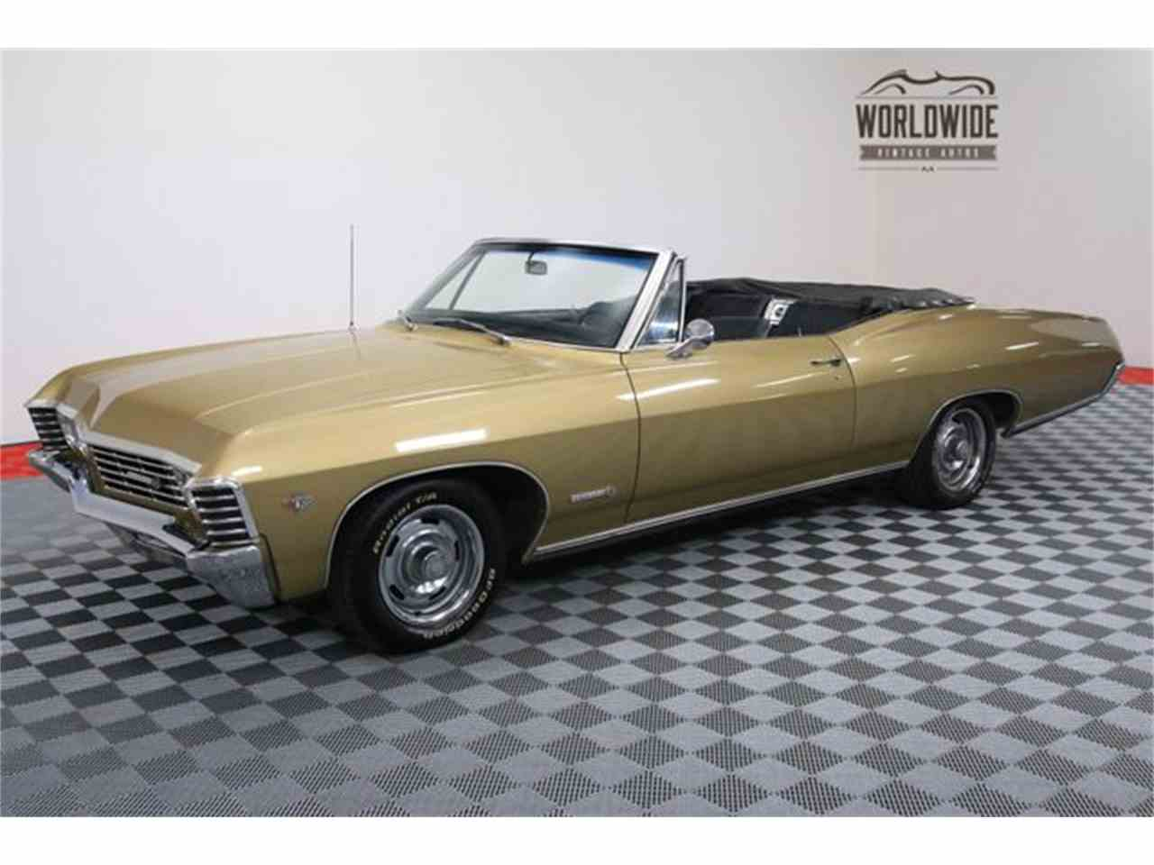 Convertible 1967 chevy impala convertible for sale : 1967 Chevrolet Impala for Sale   ClassicCars.com   CC-1005889