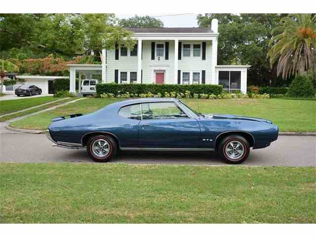1969 Pontiac GTO | 1005890