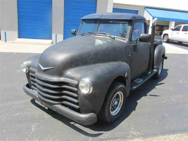1953 Chevrolet Pickup | 1000059