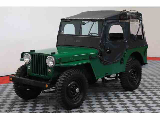 1948 Willys Jeep | 1005904