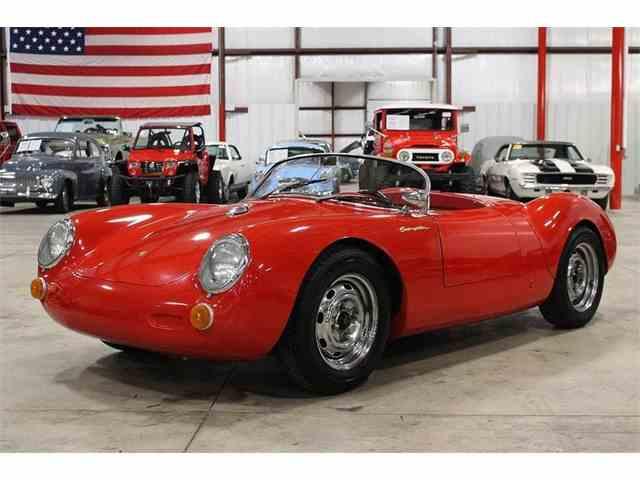 1955 Porsche 550   1005908