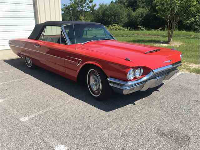 1965 Ford Thunderbird | 1000593