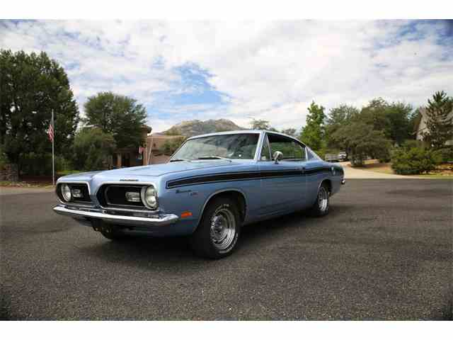 1969 Plymouth Barracuda | 1005935