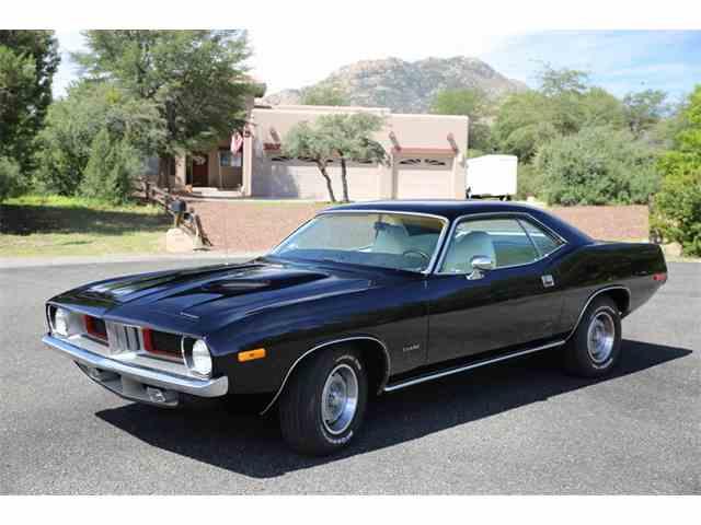 1972 Plymouth Cuda | 1005938
