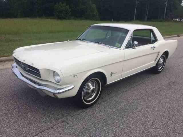 1965 Ford Mustang | 1000594