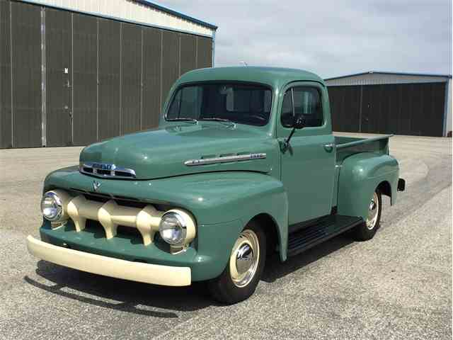 1952 Ford F1 | 1005963