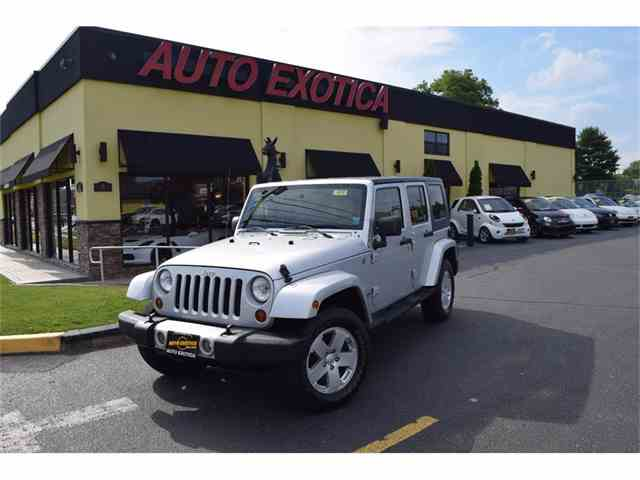 2009 Jeep Wrangler   1000598