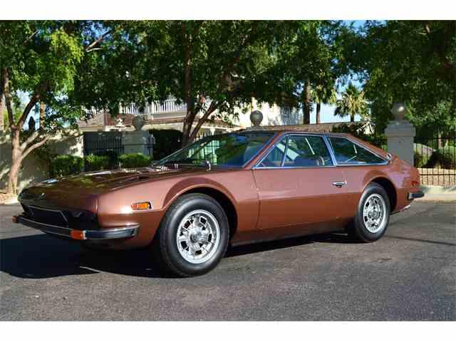 1971 Lamborghini Jarama 400   1005984