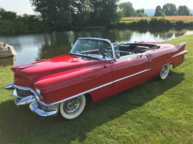 1955 Cadillac Eldorado Biarritz | 1000006