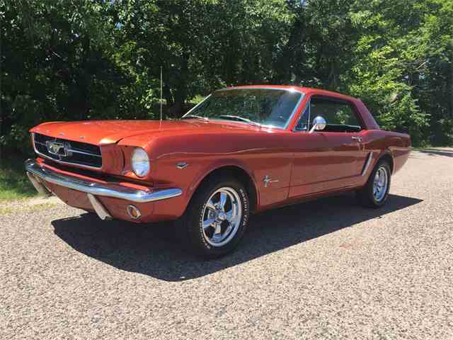 1965 Ford Mustang | 1000061