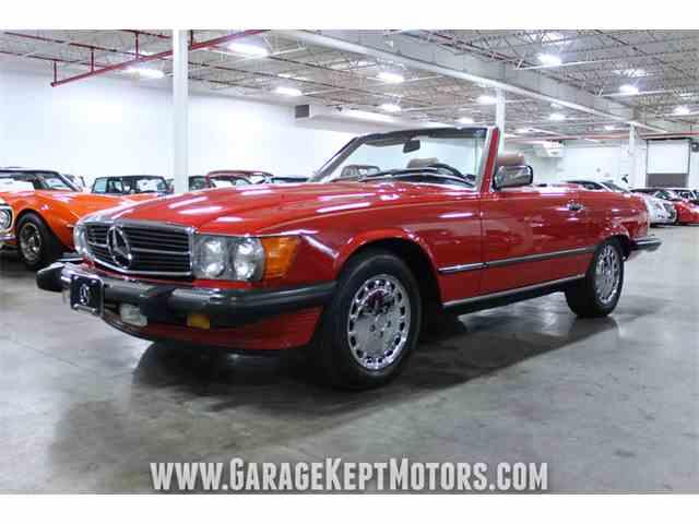 1986 Mercedes-Benz 560SL | 1000610