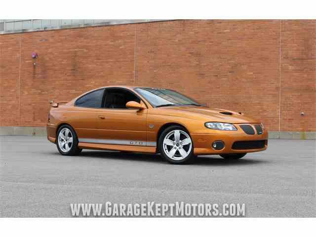 2006 Pontiac GTO | 1000611
