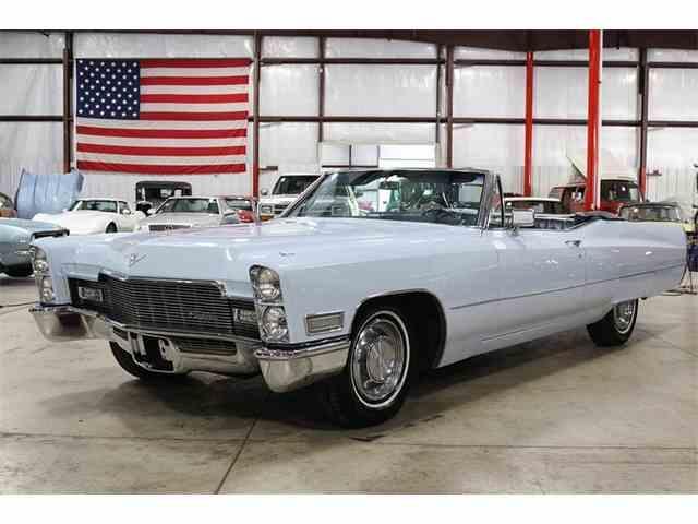1968 Cadillac DeVille | 1006145