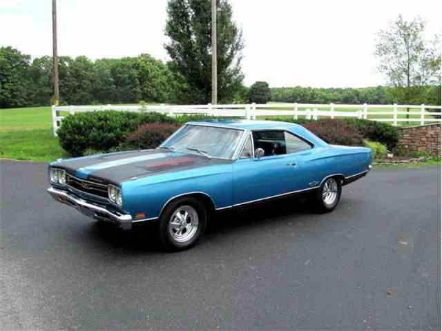 1969 Plymouth GTX   1000619