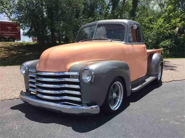 1953 Chevrolet Pickup | 1000062