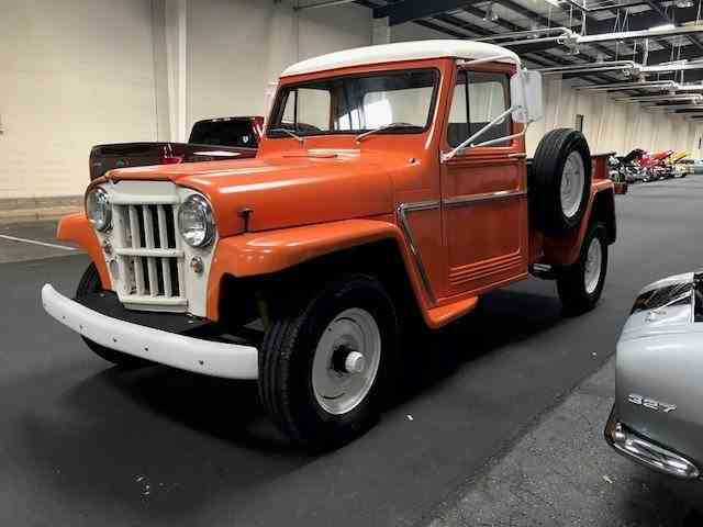 1962 Willys Jeep | 1000621