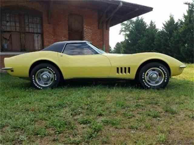 1968 Chevrolet Corvette | 1000622