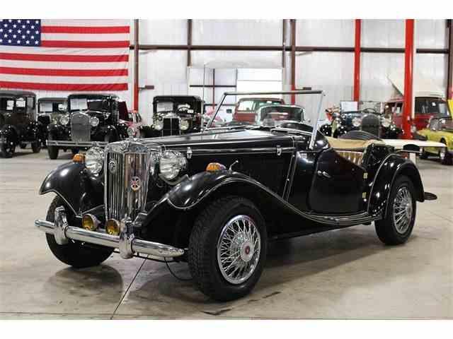 1952 MG TD | 1006231