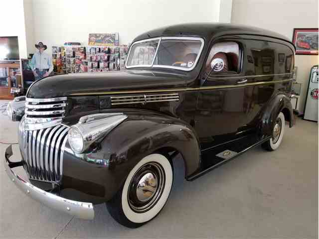 1941 Chevrolet 3AK Panel Truck BT | 1000624