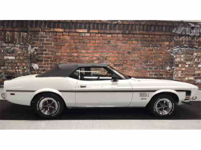 1973 Ford Mustang | 1000625