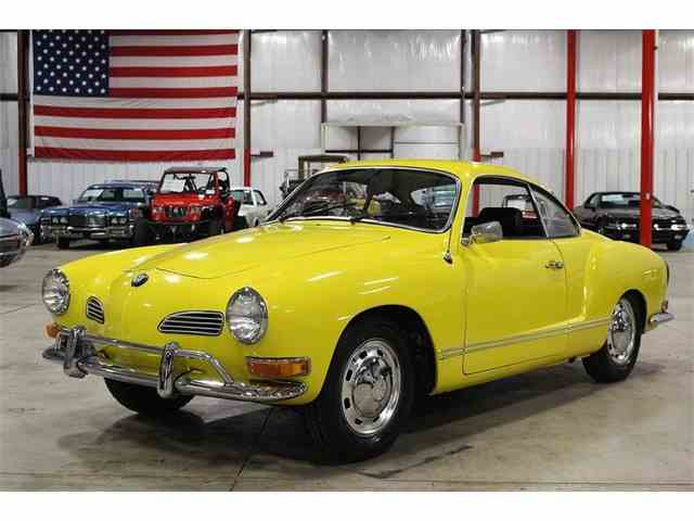 classic volkswagen karmann ghia for sale on 34 available. Black Bedroom Furniture Sets. Home Design Ideas