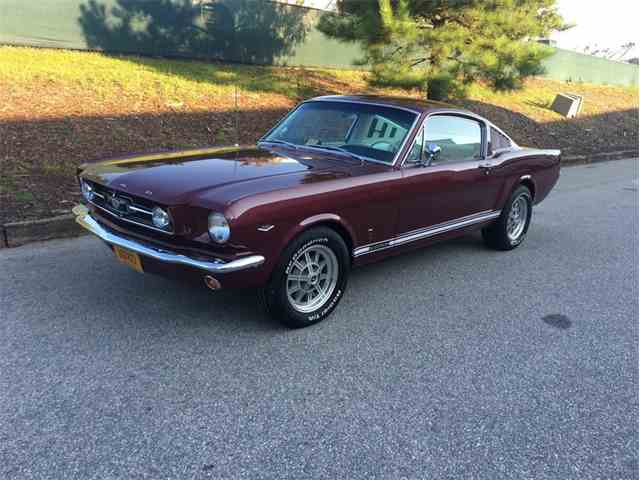 1965 Ford Mustang | 1000630