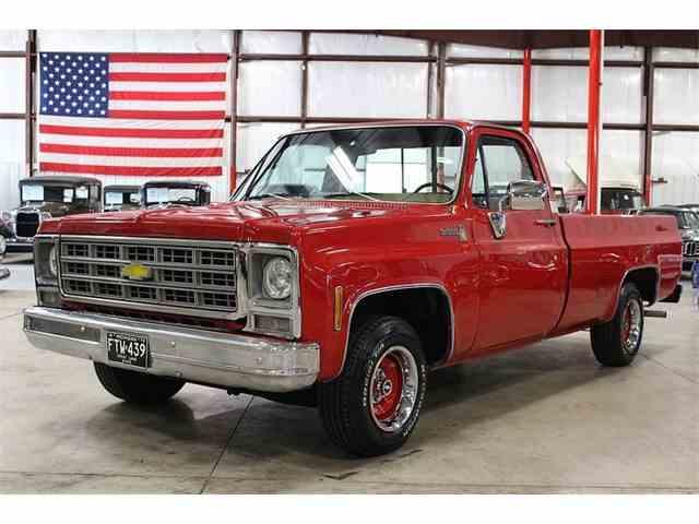 1979 Chevrolet C/K 10 | 1006358