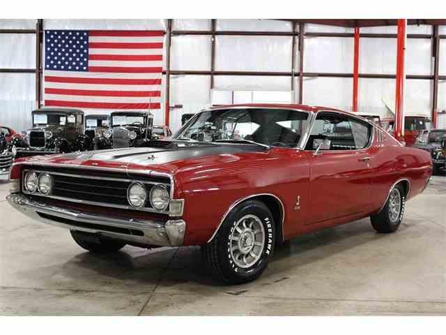 1969 Ford Torino | 1006361