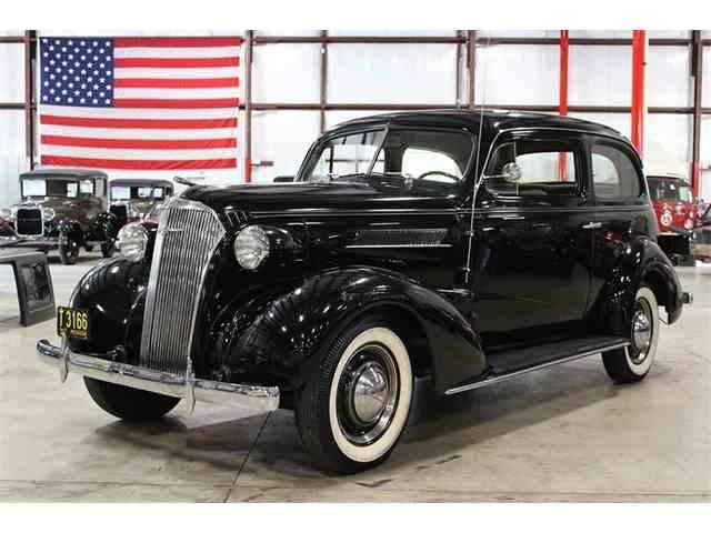 1937 Chevrolet Deluxe | 1006365