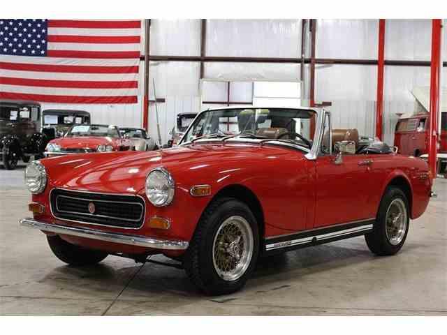 1974 MG Midget | 1006368