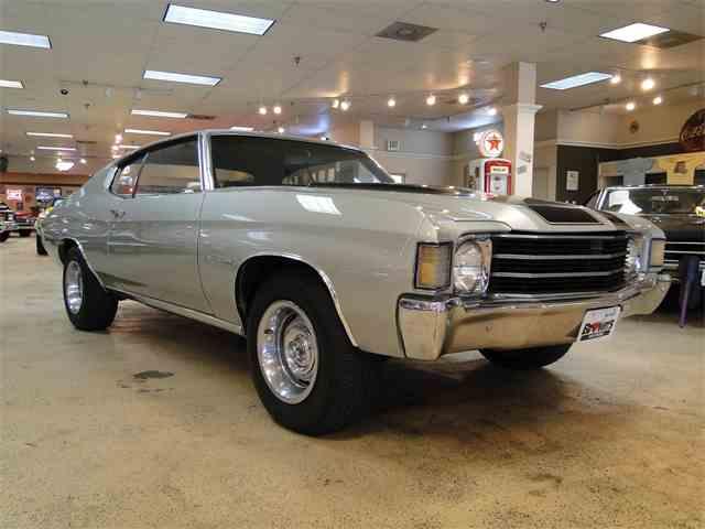 1972 Chevrolet Chevelle | 1000639