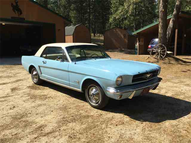 1965 ford mustang 1006404
