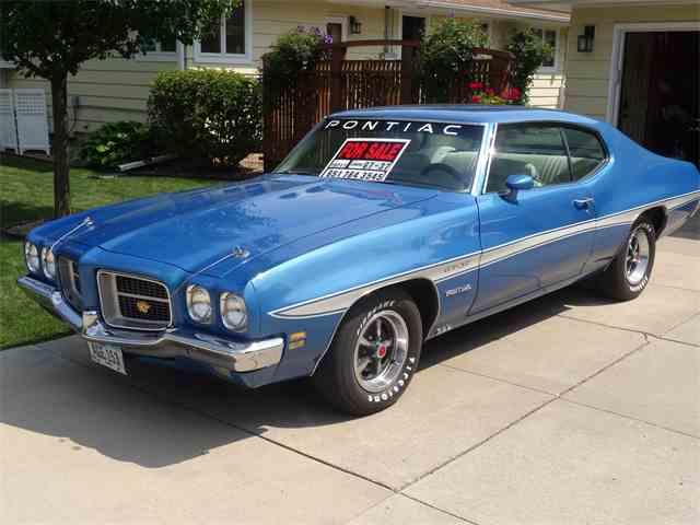 1971 Pontiac LeMans GT-37 | 1006409