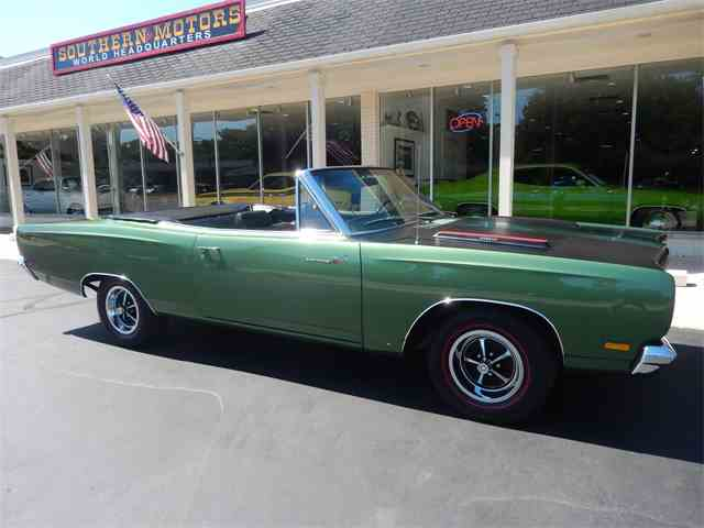 1969 Plymouth Road Runner | 1006416