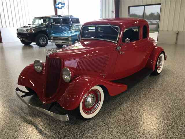 1934 Ford 5-Window Coupe | 1006418