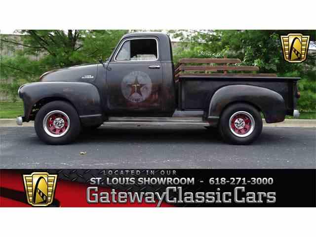 1953 Chevrolet Pickup | 1000642