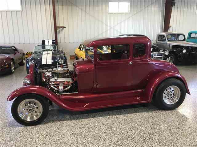 1929 Ford 5-Window Coupe | 1006427
