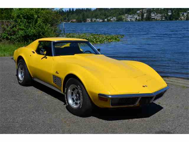 1971 Chevrolet Corvette Stingray Coupe | 1006428