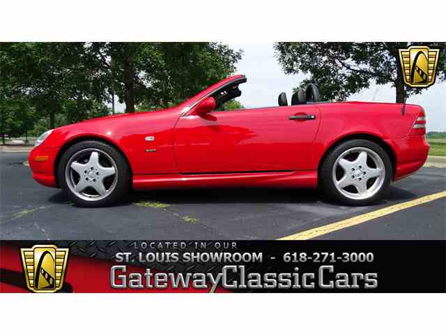 Classifieds for gateway classic cars st louis 183 for St louis mercedes benz dealers