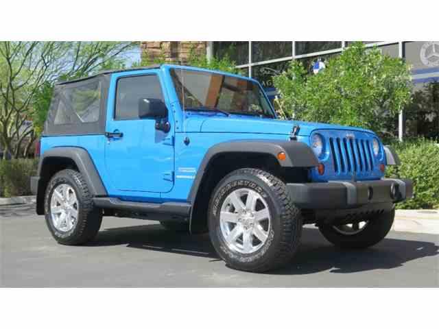 2011 Jeep Wrangler | 1006439