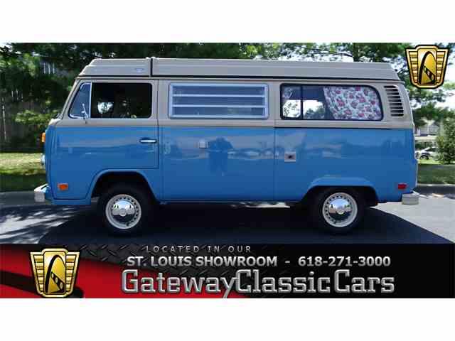 1977 Volkswagen Westfalia Camper | 1000644