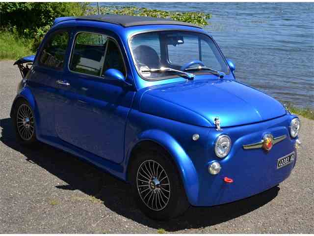 1966 Fiat Abarth 500 | 1006444