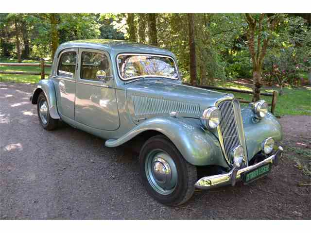 1955 Citroen Traction Avant | 1006454